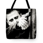 Aim Tote Bag