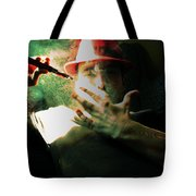 Aint Tote Bag by John Jr Gholson