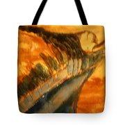 Air - Tile Tote Bag