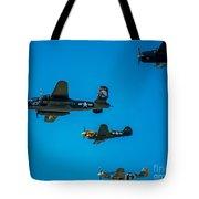 Air America Tote Bag