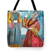 Air And Feathers Tote Bag