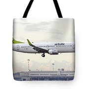 Air Baltic Boeing 737-300 Tote Bag