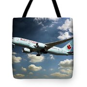 Air Canada 787 Dreamliner Tote Bag