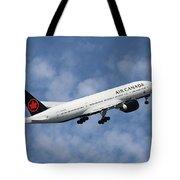 Air Canada Boeing 777-233 Tote Bag