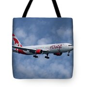 Air Canada Rouge Boeing 767-333 1 Tote Bag