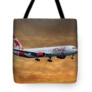 Air Canada Rouge Boeing 767-333 2 Tote Bag