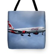 Air Canada Rouge Boeing 767 Tote Bag
