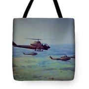 Air Cav Tote Bag
