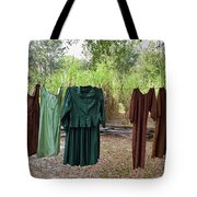 Air Dried Laundry Tote Bag