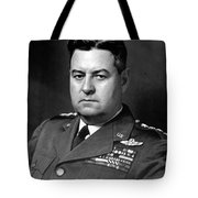 Air Force General Curtis Lemay  Tote Bag by War Is Hell Store