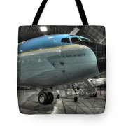 Air Force One - Boeing Vc-137c Sam 26000 Tote Bag