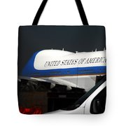 Air Force One Tote Bag
