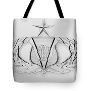 Air Force Specialty Badge Tote Bag
