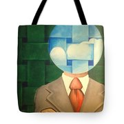 Air Head Tote Bag