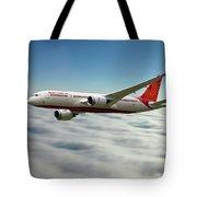 Air India Boeing 787 Dreamliner N1008s  Tote Bag