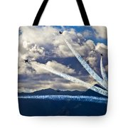 Air-show Tote Bag