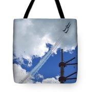 Air Show Tote Bag