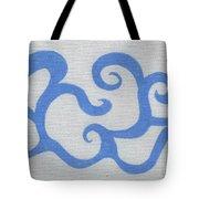Air Speaks Tote Bag