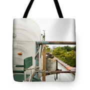Air Stream Four Tote Bag