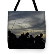 Air Traffic Controllers Set Tote Bag