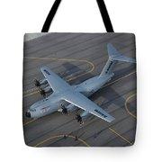 Airbus A400m Tote Bag