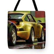 Aircooled Row Tote Bag