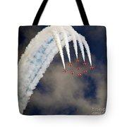 Aircrafts Tote Bag