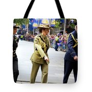 Airforce Military Navy  Tote Bag