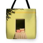 Airing Out Tote Bag