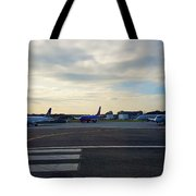Airline Tote Bag