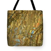 Airline Trail Abstract 2 Tote Bag