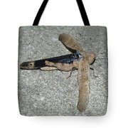 Airplane Grasshopper Tote Bag