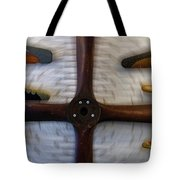 Airplane Wooden Propellers 01 Tote Bag