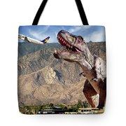 Airport Snack Bar Plane Food Tote Bag