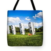 Airstream Ranch Tote Bag