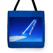 Collectible Airtran Wing Tote Bag