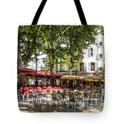 Aix En Provence Tote Bag