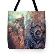 Ajanta Buddha Tote Bag