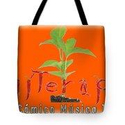 Ajiterapia T-shirt Tote Bag