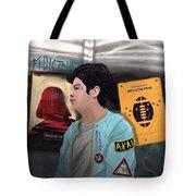 Akai Tote Bag