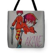 Akane Tote Bag