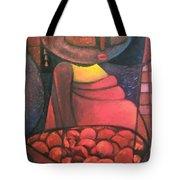 Akara Woman Tote Bag