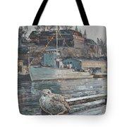 Akershus Seagull Tote Bag