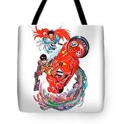 Akira, Tote Bag