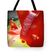 Akron Tractor Tote Bag
