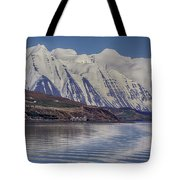 Akureyri Estuary Tote Bag
