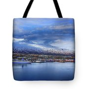 Akureyri Port Tote Bag