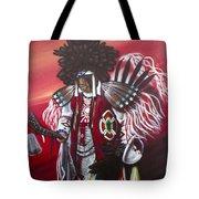 Akwesasne Mohawk Tote Bag