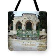 Al Aqsa Main Entrance Tote Bag