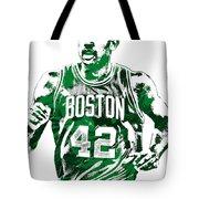 Al Horford Boston Celtics Pixel Art Tote Bag